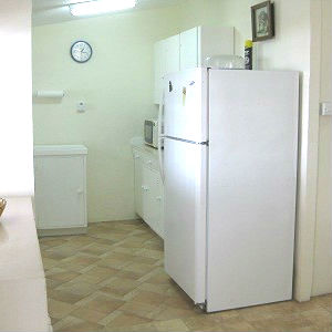 Barbados Beach Cottage Rental Kitchen