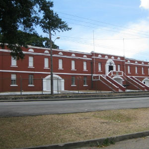 Barbados Garrison Army Barracks (Queen Anns Fort)